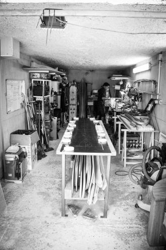atelier noir&blanc