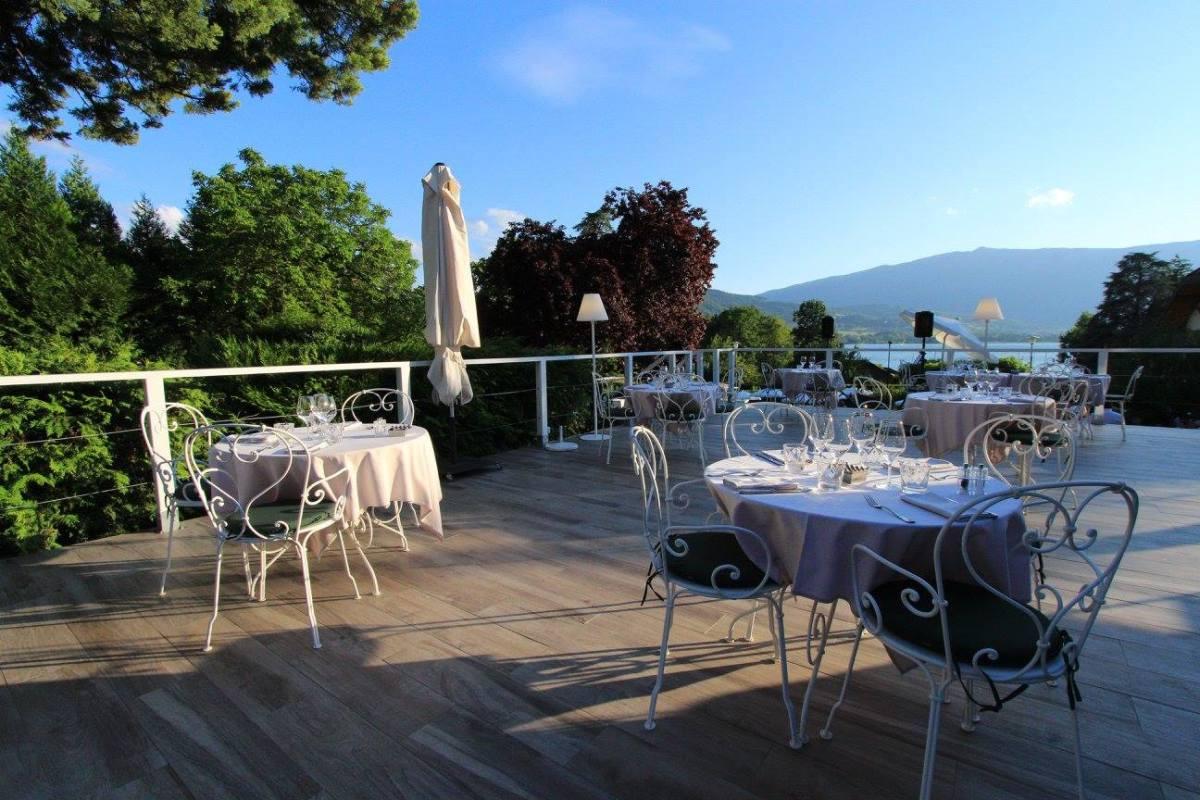 Restaurant Avec Terrasse Dans La Loire
