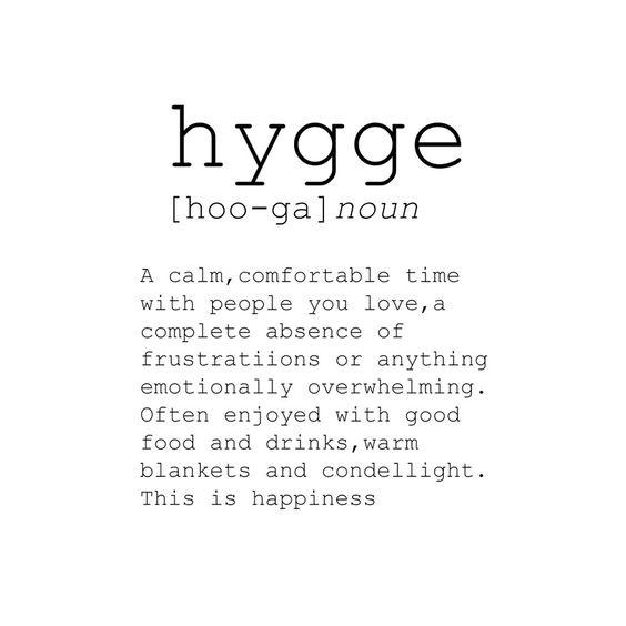 Hygge_définition